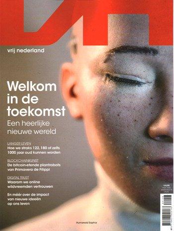 Vrij Nederland (11-2018)