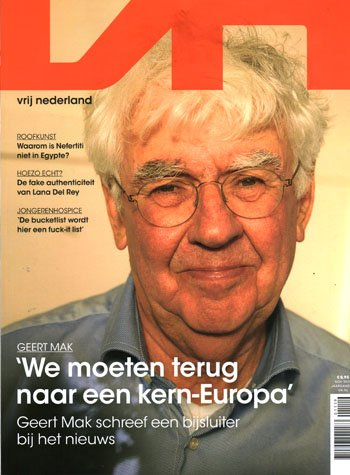 Vrij Nederland (11-2019)