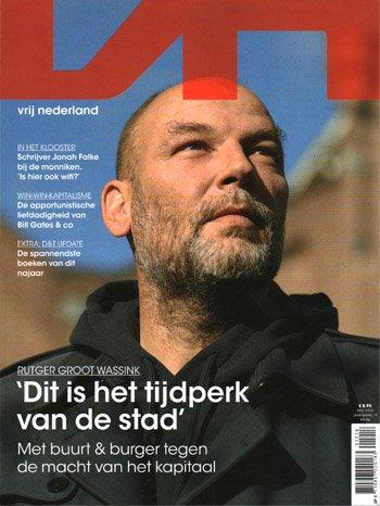 Vrij Nederland (12-2018)