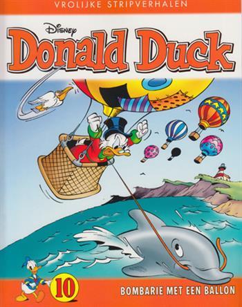 Vrolijke stripverhalen van Donald Duck (10-2016)
