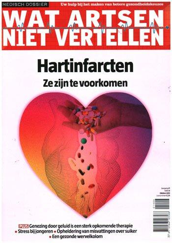Wat artsen niet vertellen (Medisch Dossier) (8-2019 Hartinfarct)