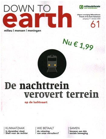 Down to Earth (61-2020)