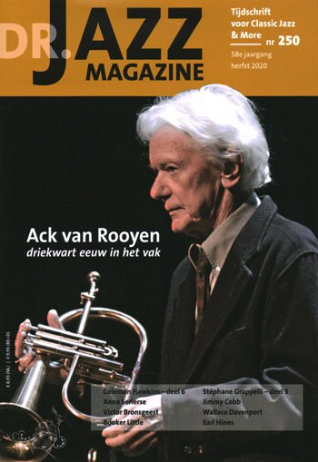 Doctor Jazz Magazine (250-2020)