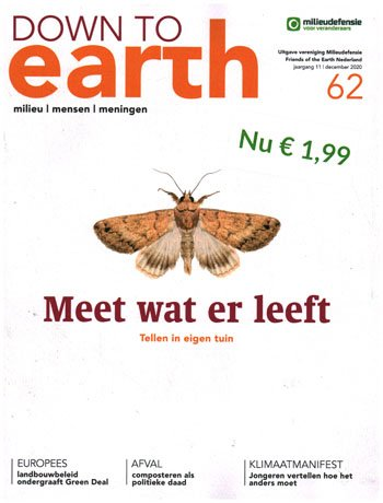 Down to Earth (62-2020)