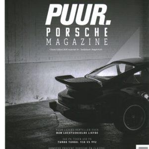 Puur Porsche Magazine (10-2020)