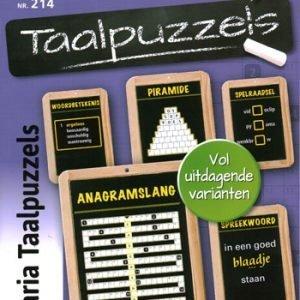 10 voor Taal Varia Taalpuzzels (214-2021)