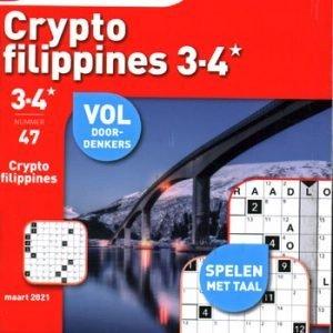 Denksport Crypto filippines 3-4* (47-2021)