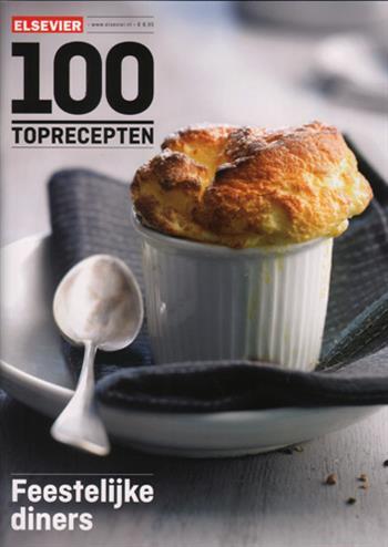 Elsevier 100 toprecepten (Feestelijke diners)