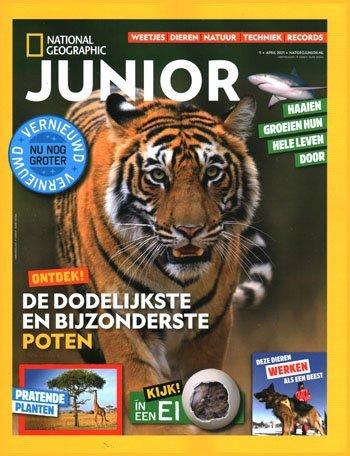 National Geographic Junior (09-2021)