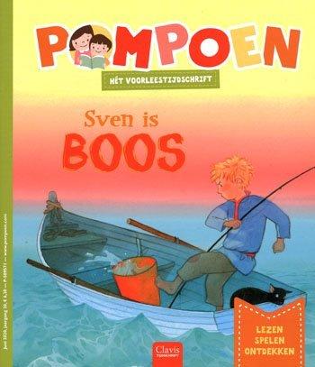 Pompoen (Juni 2020)