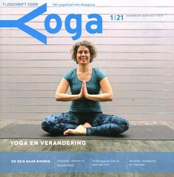 Tijdschrift voor Yoga (01-2021)
