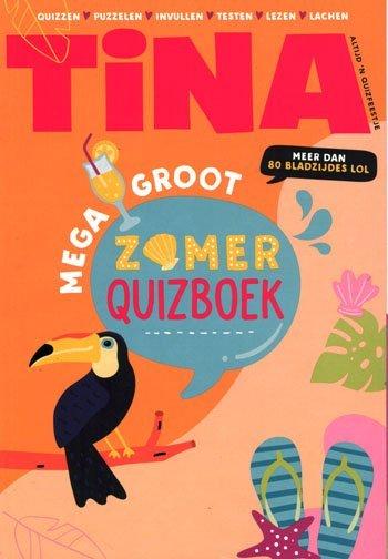 Tina Mega Groot Zomer Quizboek 2020