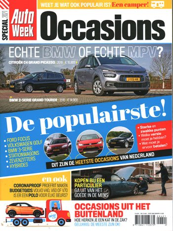 AutoWeek Occasions (394-2021)