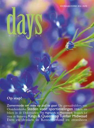 Days Magazine (32 voorjaar/zomer 2016)