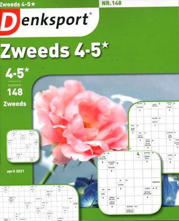 Denksport 4-5 * Zweeds (148-2021)