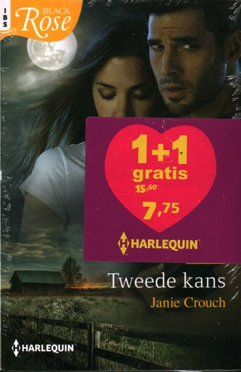 Harlequin IBS Pocket: Black Rose 1+ 1 gratis (04-2021)
