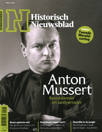 Historisch Nieuwsblad (05-2021)