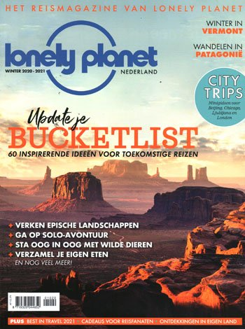 Lonely Planet (10-2020/2021)