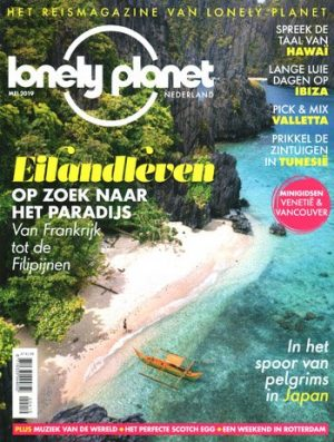 Lonely Planet traveller (04-2019)
