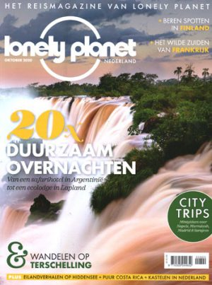 Lonely Planet traveller (08-2020)