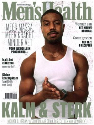Men's Health NL (04-2021)