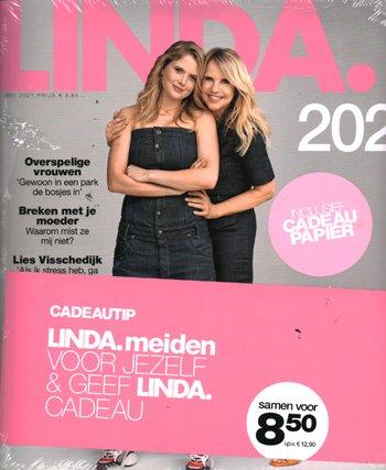 Pakket Linda. + Linda.meiden (202-2021)