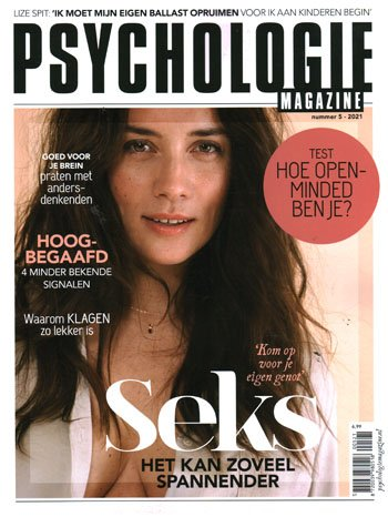 Psychologie Magazine (05-2021)