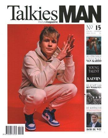 Talkies Man Magazine (03-2021)
