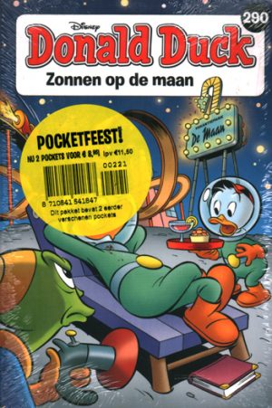 Donald Duck Pocketfeest! (02-2021)