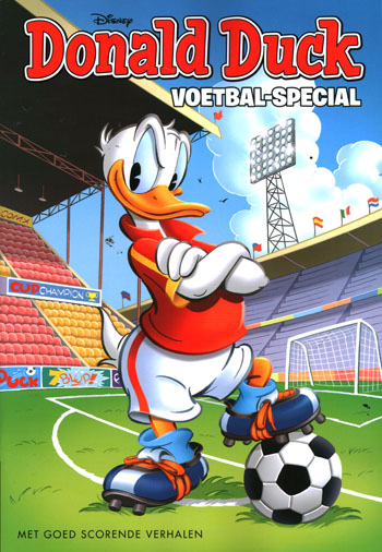 Donald Duck voetbal-special (04-2021)