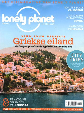 Lonely Planet (05-2021)