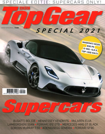 Top Gear Special Supercars (02-2021)