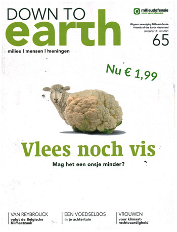 Down to Earth (65-2021)