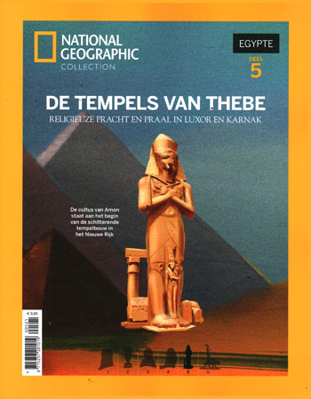 National Geographic Collection (05-2021 Egypte)