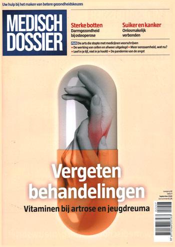 Wat artsen niet vertellen (Medisch Dossier) (07-2020)