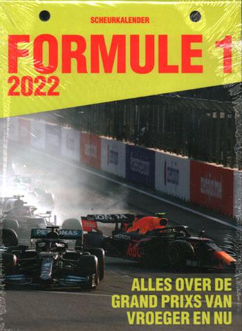 Formule1.nl Scheurkalender (2022)