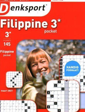 Denksport 3* Filippine pocket (145-2021)
