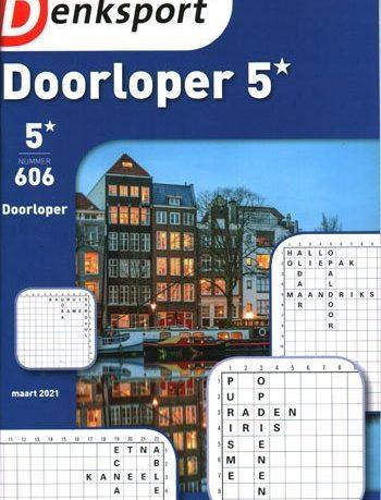 Denksport 5* Doorloper (606-2021)