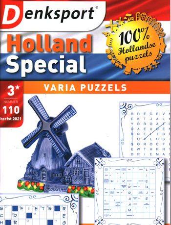 Denksport Varia Holland Special (110-2021)