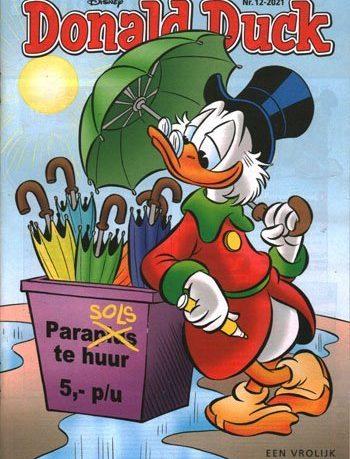 Donald Duck een vrolijk weekblad (12-2021)
