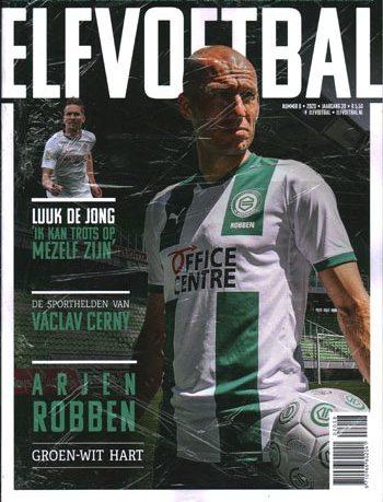 ELF Voetbal Magazine (08-2020)