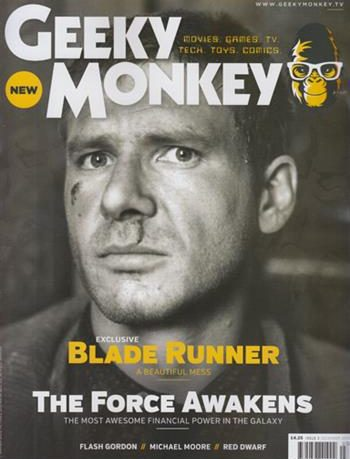 Geeky Monkey (Issue 03 - December)