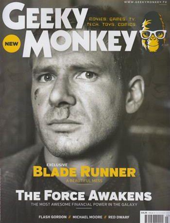 Geeky Monkey (Issue 03 - December)