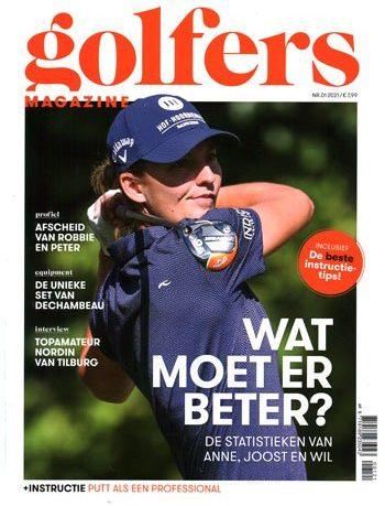 Golfers magazine (01-2021)