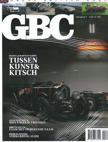 Great British Cars (61-2021)