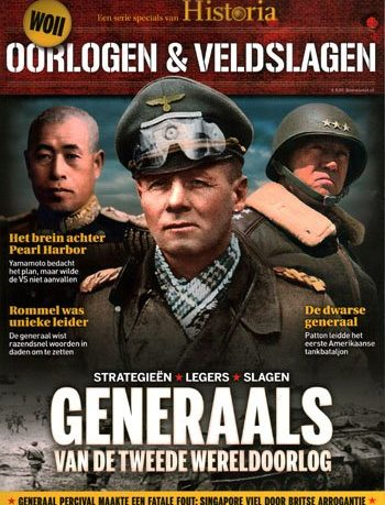 Historia Oorlogen & Veldslagen (01-2021)