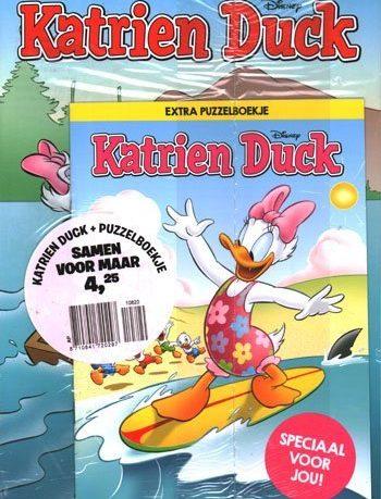Katrien Duck + extra puzzelboekje (08-2020)