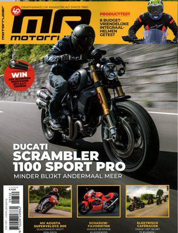 MR Motorrijder (497-2020)