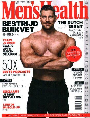 Men's Health NL (11-2018)
