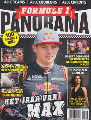 Panorama Special (Formule 1)